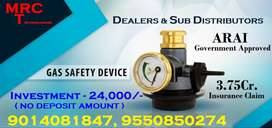 GAS SAFETY DEVICE (DEALERS)