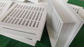 Exhaust Air Grille Return And Supply 600 mm x 600 mm