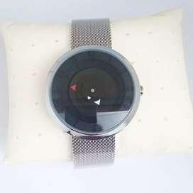 Skmei 9174 silver original waterresist jam tangan malang free cod