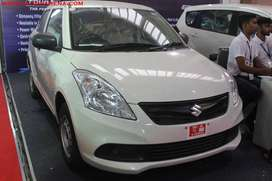 new dzire tour cng lowest down payment