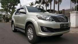 Toyota Fortuner G 2013 VNT AT