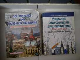 CIVIL engineering text books