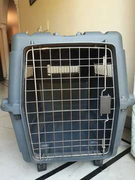 Dog crate / pet cage for air travel