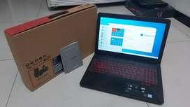 Laptop asus TUF i7-8750H/ GTX1050 4 Gb/ 1 TB + 128 GB