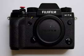 FUJIFILM X-T2 body only full set