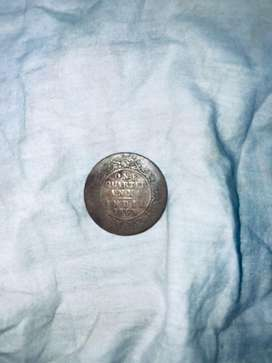 Ancient coin 1893