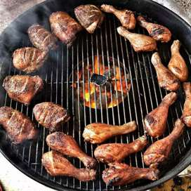 Need a BBQ cook for time 5.30pm to 9.30 pm