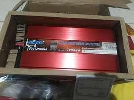 SUOER PSW MURNI FPC 2000watt fpc2000 SOLAR Power inverter 2000w 12v