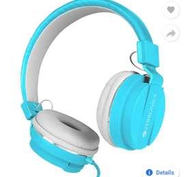 Zebronics headphone