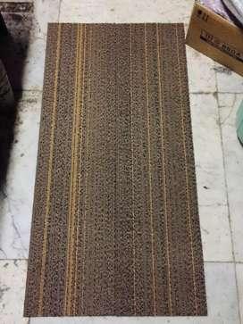 Slighty used Floor mats per sqft just 18 rs