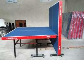 Tennis meja pingpong lipat cod siap antar