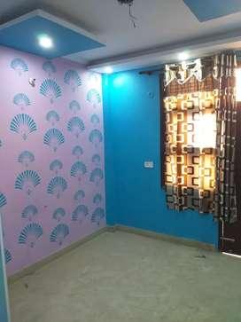 3bhk fully furnished 12k in uttam nager rent