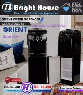 Orient water Dispencer  Modal (OWD 531)