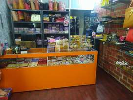 Running Shop for sale jewellery begs and cosmetic
