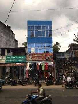 Shop Near Thuckalay Bus stand( 1st & 2nd Floor )