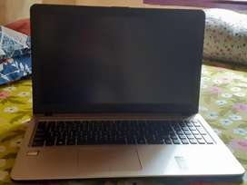 New laptop for 2 months only