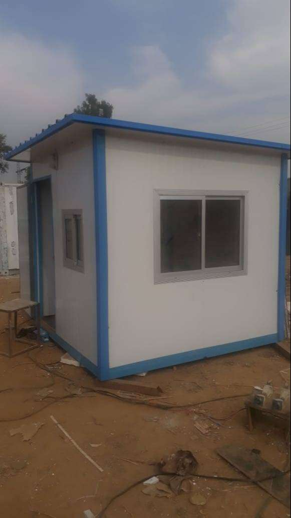 10-20-30-40 ft container office prefab home porta cabin guard room etc 0