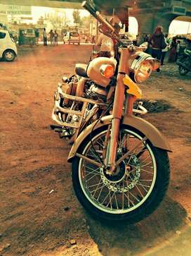 Buy your dream bike Royal Enfield in good condition.