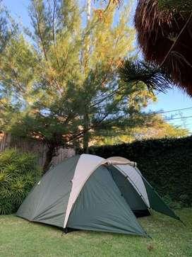 Tenda bestway untuk 4 orang