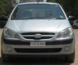 Hyundai Getz GLS, 2009, Diesel