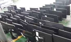 """ AT AHMEDABAD "" Lcd / led monitors huge quantity"
