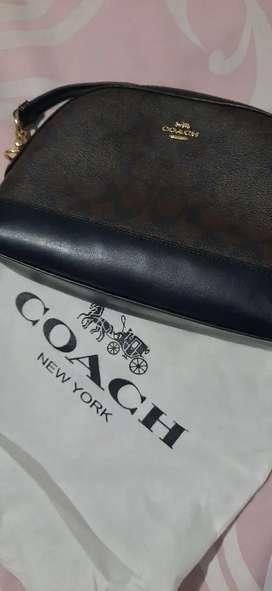 Coach mini dome crossbody ORI 100%