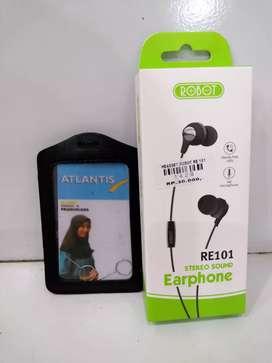 Headset robot re 101
