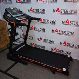 Treadmill Elektrik Fitness MG/12 - Alat Olahraga - Kunjungi Toko Kami