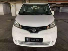 Nissan EVALIA XV Matic 2013 Good Condition