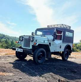 Mahindra Jeep 1984 Diesel Well Maintained