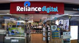 Jobs in Reliance Digital and Trends And Shopping Malls