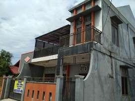 Jual rumah beserta toko nego