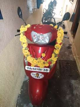 Access 125 Red for sell Good condition