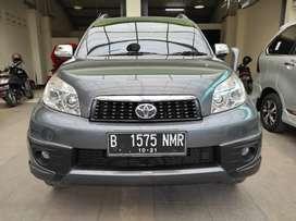 Toyota Rush TRD Sportivo Matic 2014 Mobil Terawat