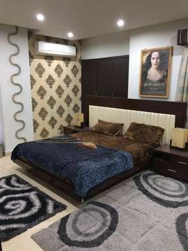 Luxury furnished2bed apartent4rent century mall safria3bahria town rwp