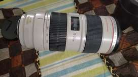 Canon 70-200 F2.8L IS i USM Lens
