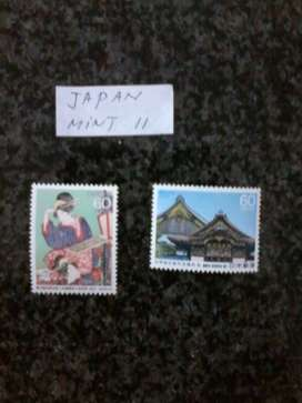 aneka perangko jepang