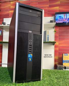 HP PC i5/GRAPHICS CARD( AMD RADEON HD)/1 YEAR WARRANTY/4GB RAM