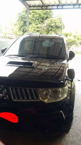 PAJERO EXCEED 2011 NEGO SAMPAI DEAL
