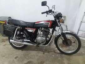 Kawasaki Binter mercy KZ200