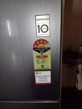 LG Refrigerator 285Litre