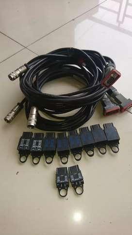 Kabel AISG RET RUU Huawei Dan Konektor EPC5/4 Borongan.