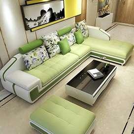 Jhonson L shape sofa