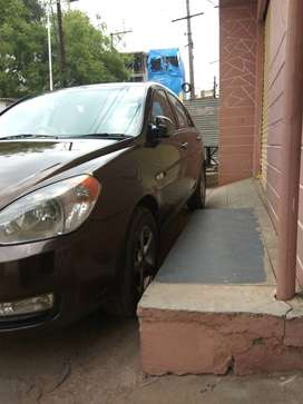 Hyundai Verna 2007 Diesel 120000 Km Driven