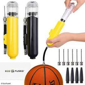 Dual Action Ball Pump Air Pump Small Easy Carry