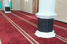 New Karpet masjid import Mesir pasang Kebumen