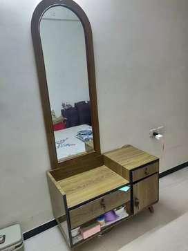 Teak wood Dressing table