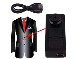 Spy Camera Mini button pinhole camera hidden Dvd camcorder