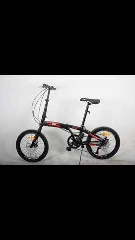 Sepeda bnb bike chris