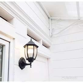 Lampu taman lampu pagar lampu teras lampu pilar lampu dinding klasik